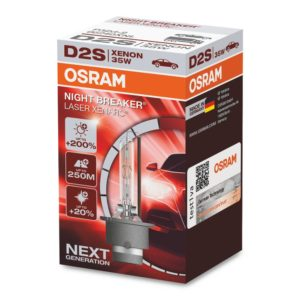 D2S | OSRAM XENARC Night Breaker Laser