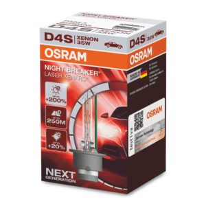 D4S | OSRAM XENARC Night Breaker Laser