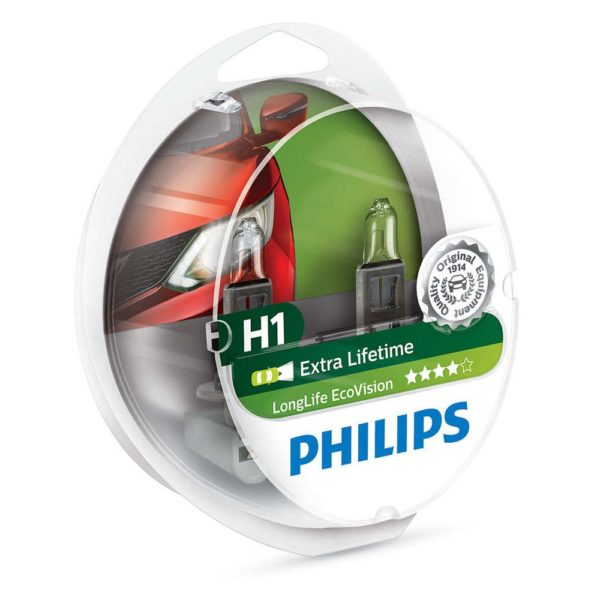 H1 | Philips LongLife EcoVision