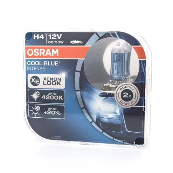 H4 | Osram Cool Blue Intense