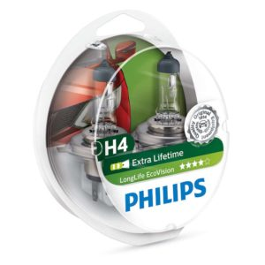 H4   Philips LongLife EcoVision