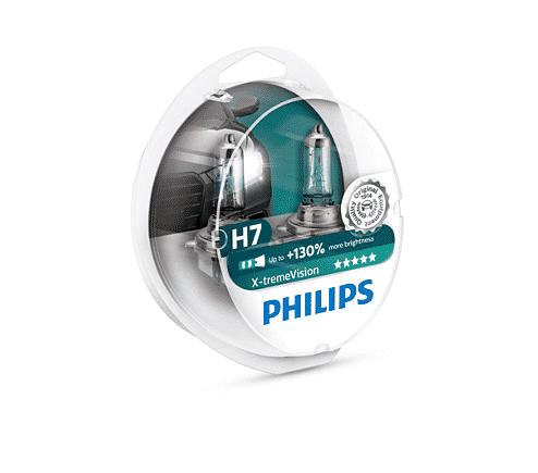 H7 | Philips X treme Vision +130%