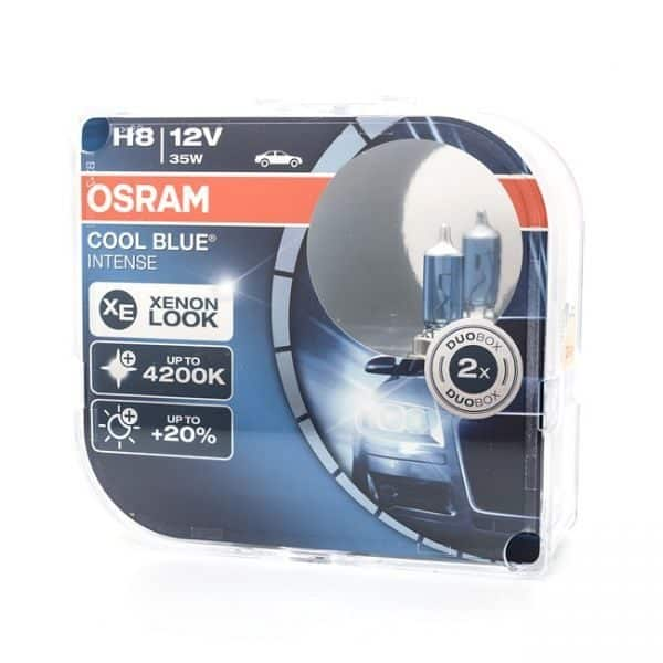 H8 | Osram Cool Blue Intense