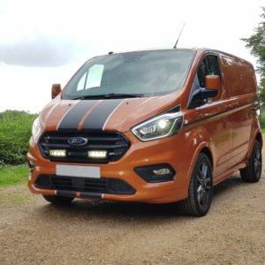Lazer | Grill kit Ford Transit Custom 2018