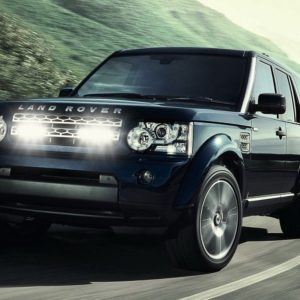 Lazer | Grill kit LAND ROVER DISCOVERY 4 (2009+)