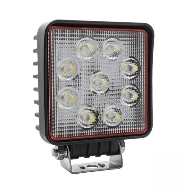 Normaster RED | 27W LED Arbeidslys