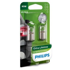 R5W | Philips LongLife EcoVision